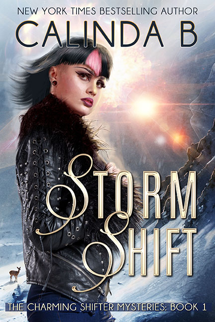 Storm Shift: Book 0 in the Charming Shifter Mysteries